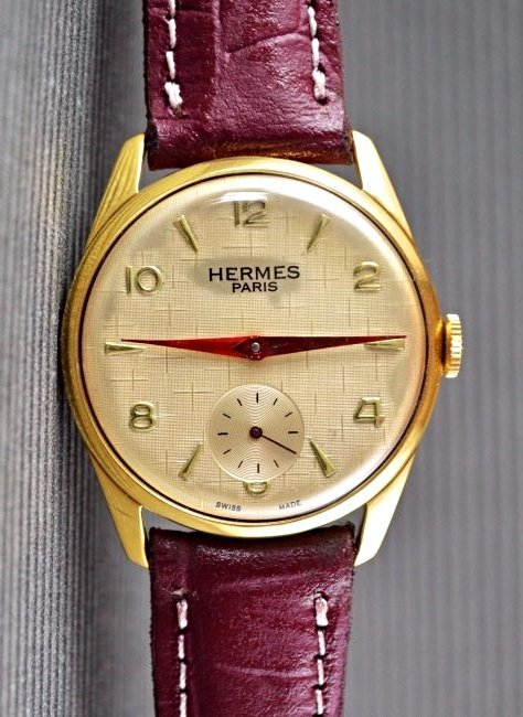 Vintage Hermes Men's Watch