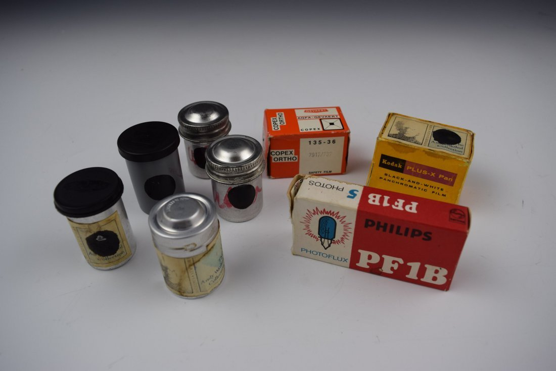 Andy Warhol's Personal Used Film Equipment - 2