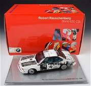 Robert Rauschenberg Museum BMW Car