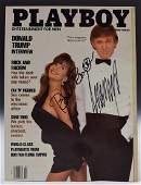 Donald Trump Autograph Vintage Magazine
