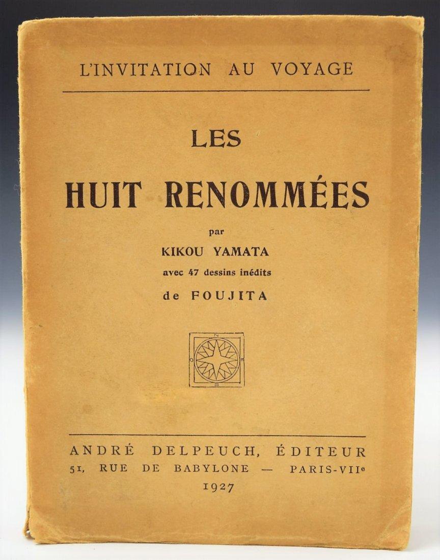 Tsuguharu Foujita Book