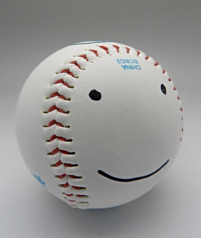 Tom Otterness Baseball Drawing