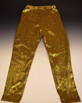 Princess Diana's Personal Worn Pants