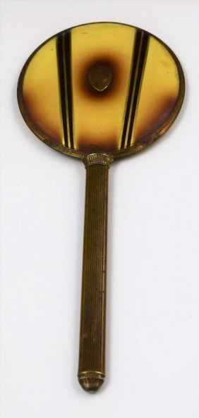 Annie Oakley's Personal Mirror