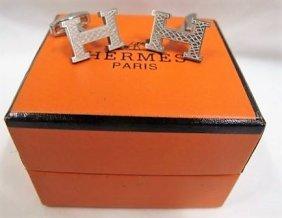 Hermes Cufflinks