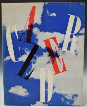 Alexander Calder Signed Exhibition Catalog