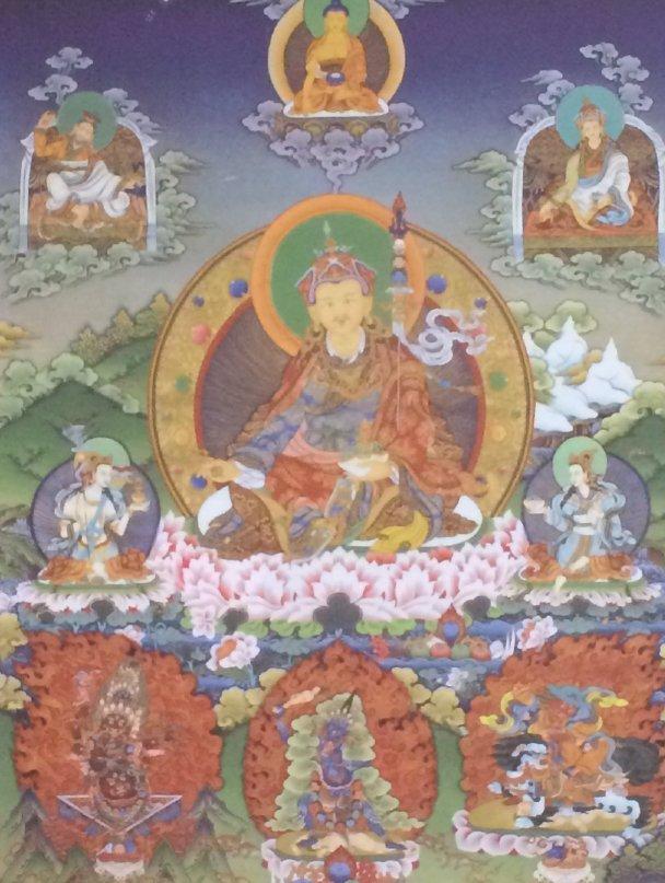 Tibetan Tanka