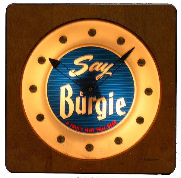 1512: Say Burgie Clock