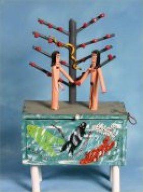 Ronald Cooper. Adam And Eve