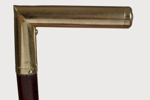3. Evening Tour Guide Flashlight Gadget-A gold plated h