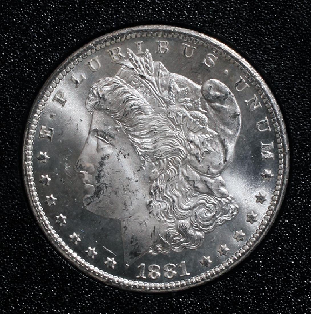GSA 1881 CC Dollar