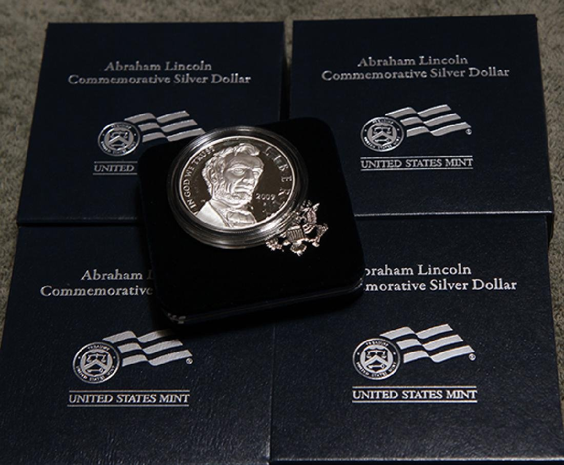 Lincoln com. Proof Dollar
