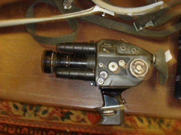 13: Beaulieu-4,008 Zm II Movie Camera