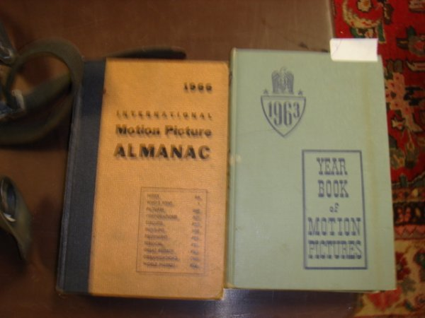 14: 1963 and 1966 Photogrophy books