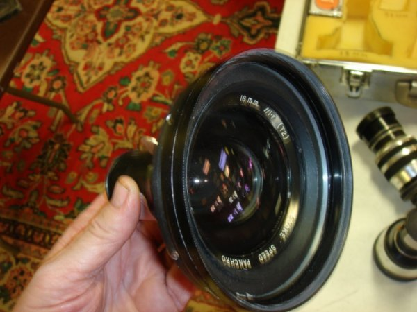 15: 18 mm (T2) Cooke Speed Panchro #477286, Taylor