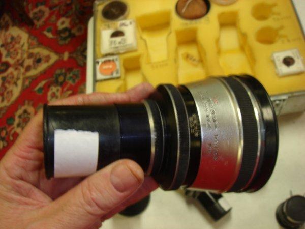 18: 90mm f2.8 macro Lens Kilfitt Makor-Killar Nr.219-27