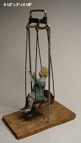 2032: Gibbs girl in swing