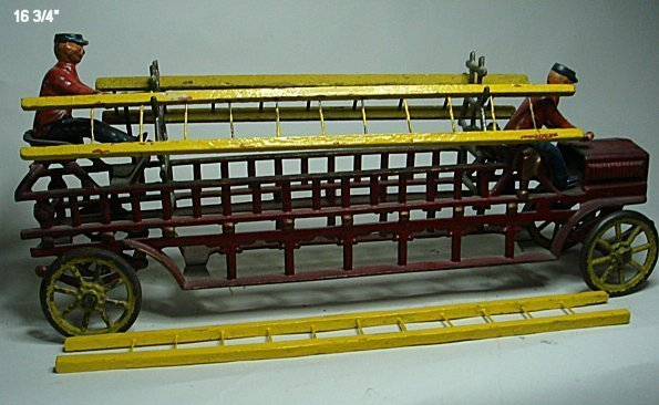 2077: Jones and Bixler? Ladder truck