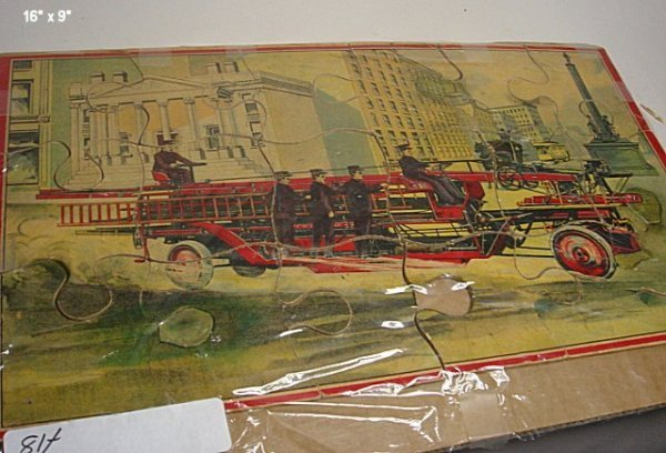 2081: Early fire truck puzzle