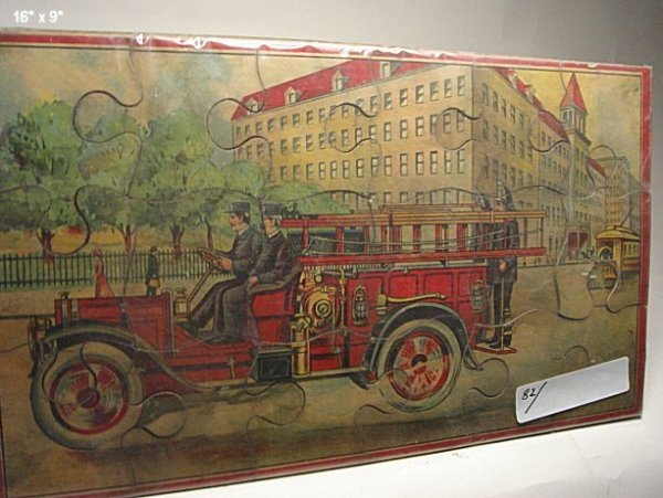 2082: Early fire truck puzzle