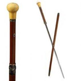 14: Court Sword Cane