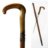 19: Rhino Sword Cane