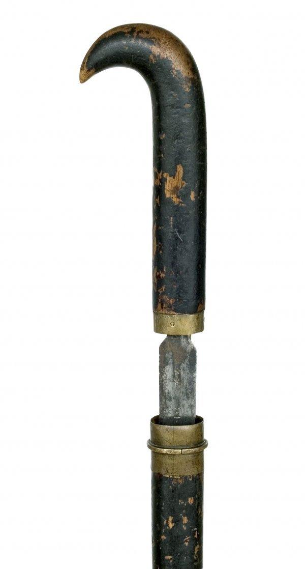 87: Continental Dagger Cane - 3