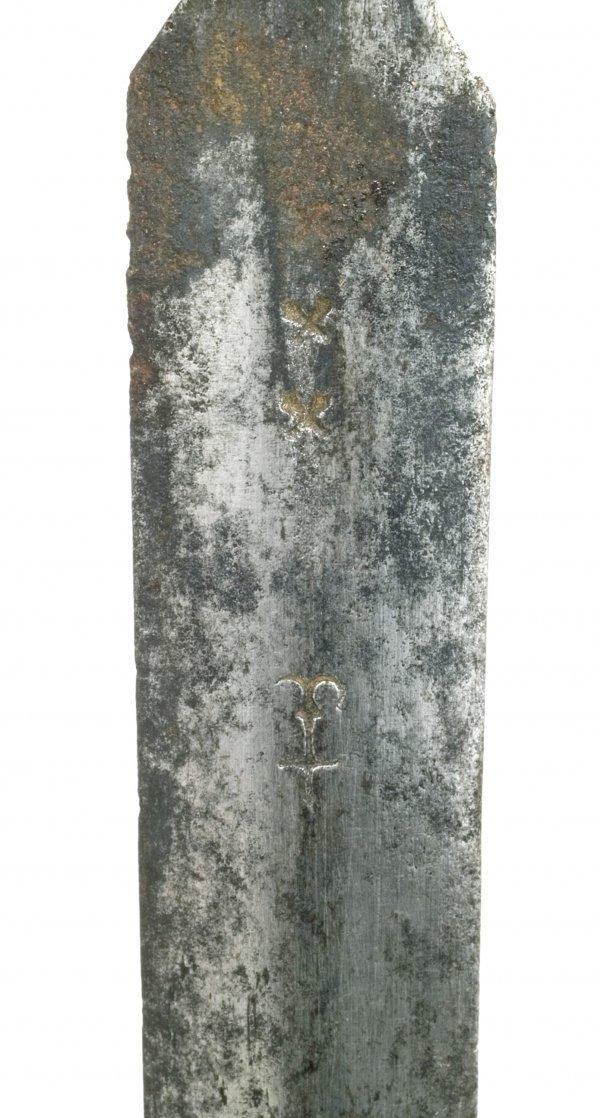 87: Continental Dagger Cane - 4