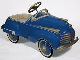 Chrysler Pedal  Car