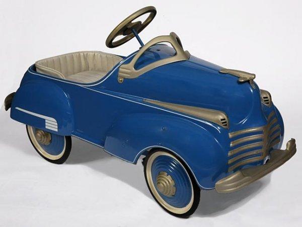 60: Chrysler Pedal  Car