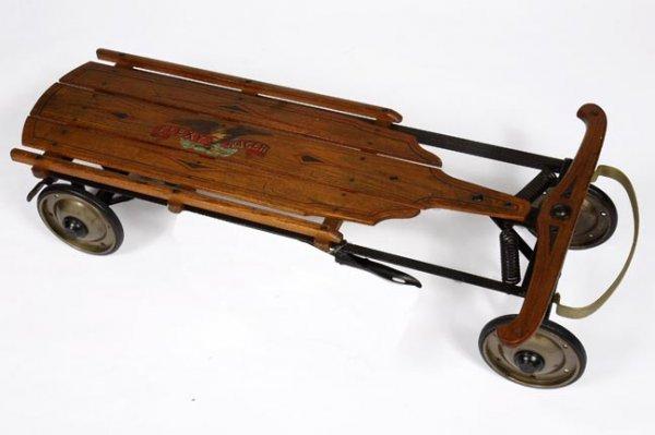 65: Flexible Sled Wagon