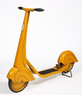 Child's Steelcraft Scooter