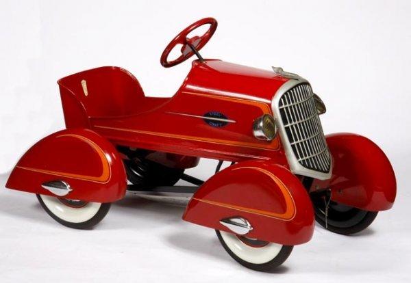 72: Pedal Car 1935 Skippy