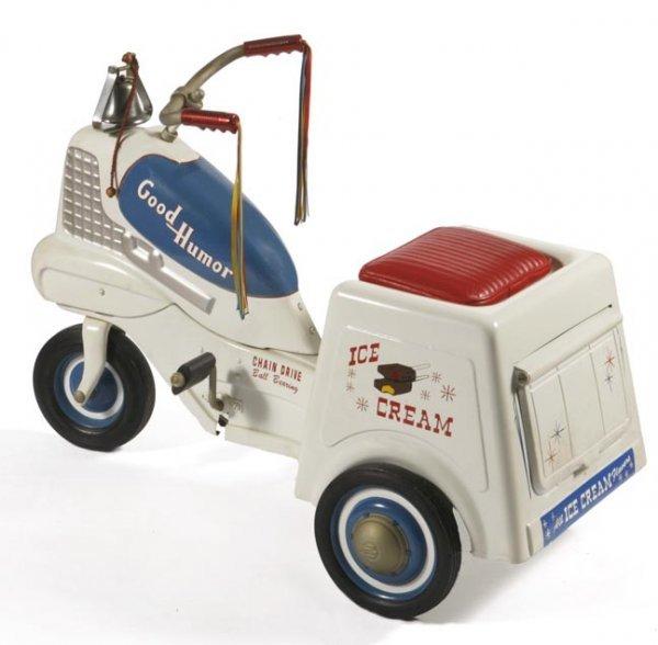 76: Pedal Car-Good Humor Ice Cream