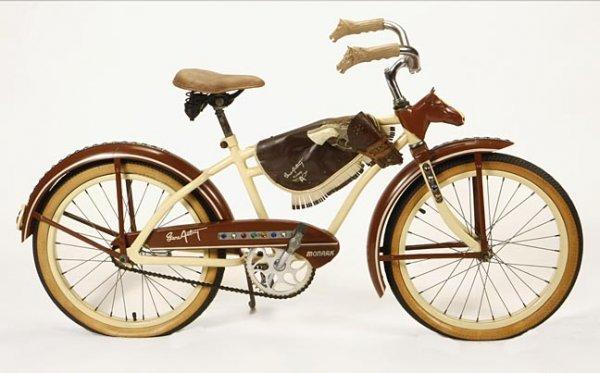 77: Gene Autry Bicycle