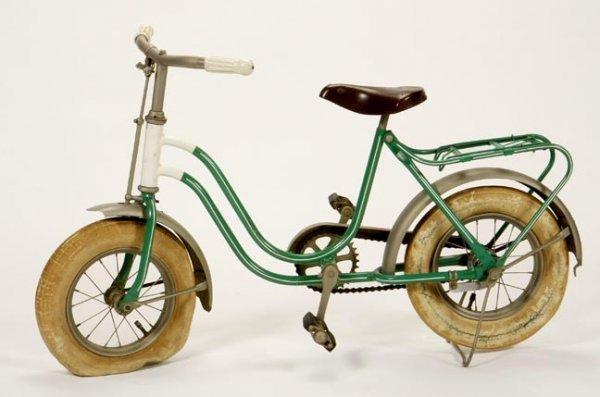 79: Sidewalk Bicycle