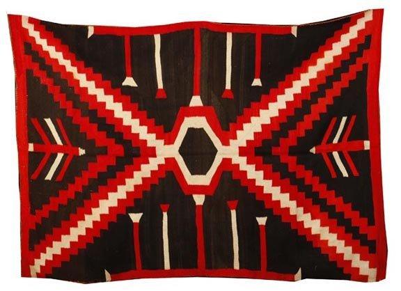 229: Navajo Rug
