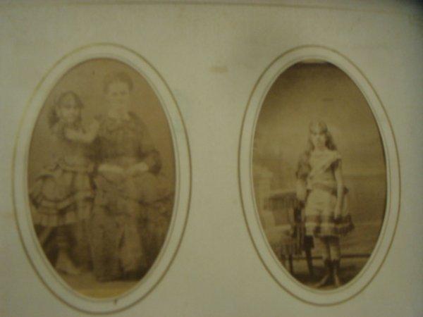163: Annie Jones-Barnum and Bailey  Circus Photographs - 9