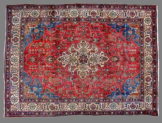 1:  Persian Tabriz
