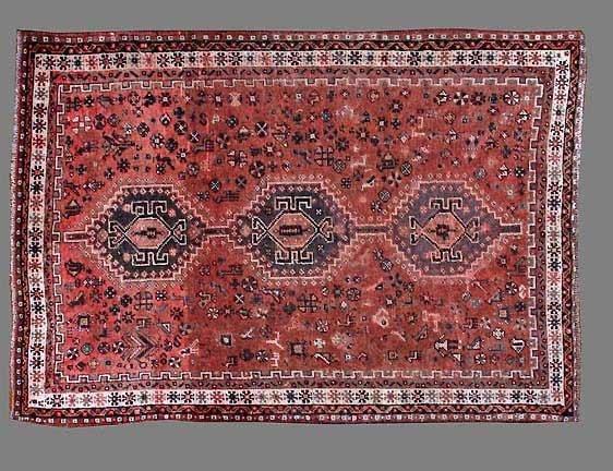 3:  Persian Shiraz