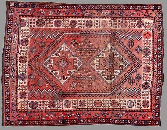 5: Perisan Shiraz