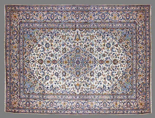 6: Persian Kashan