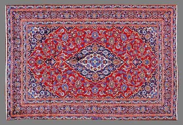 9:  Persian Kashan