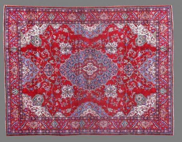 11: Persian Tabriz