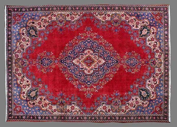 12: Persian Tabriz
