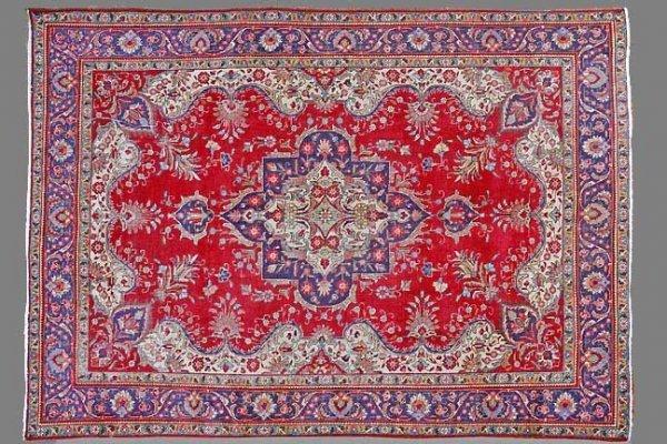 13: Persian Tabriz