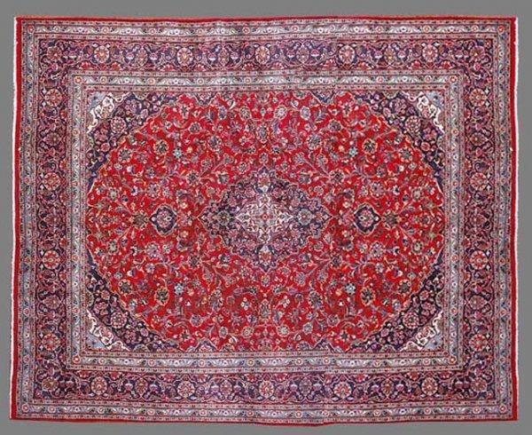 14: Persian Kashan