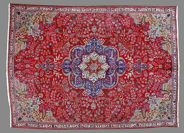 16: Persian Tabriz