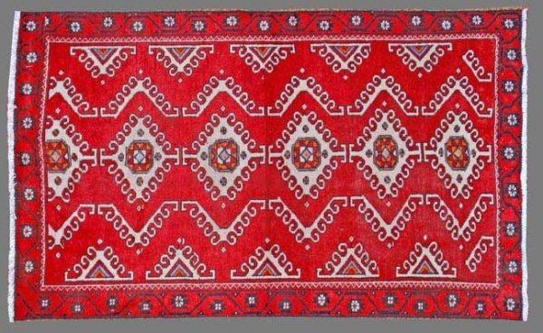 22: Tribal Balutchi