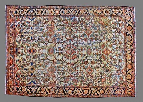 80: Persian Feraghan Carpet
